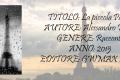 La piccola Parigi, Alessandro Tonoli - Recensione