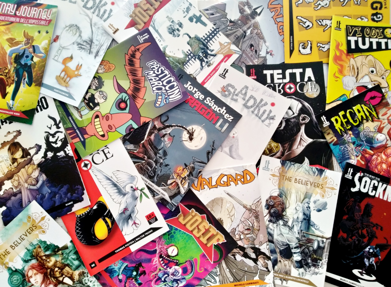 It comics… Una realtà italiana da scoprire