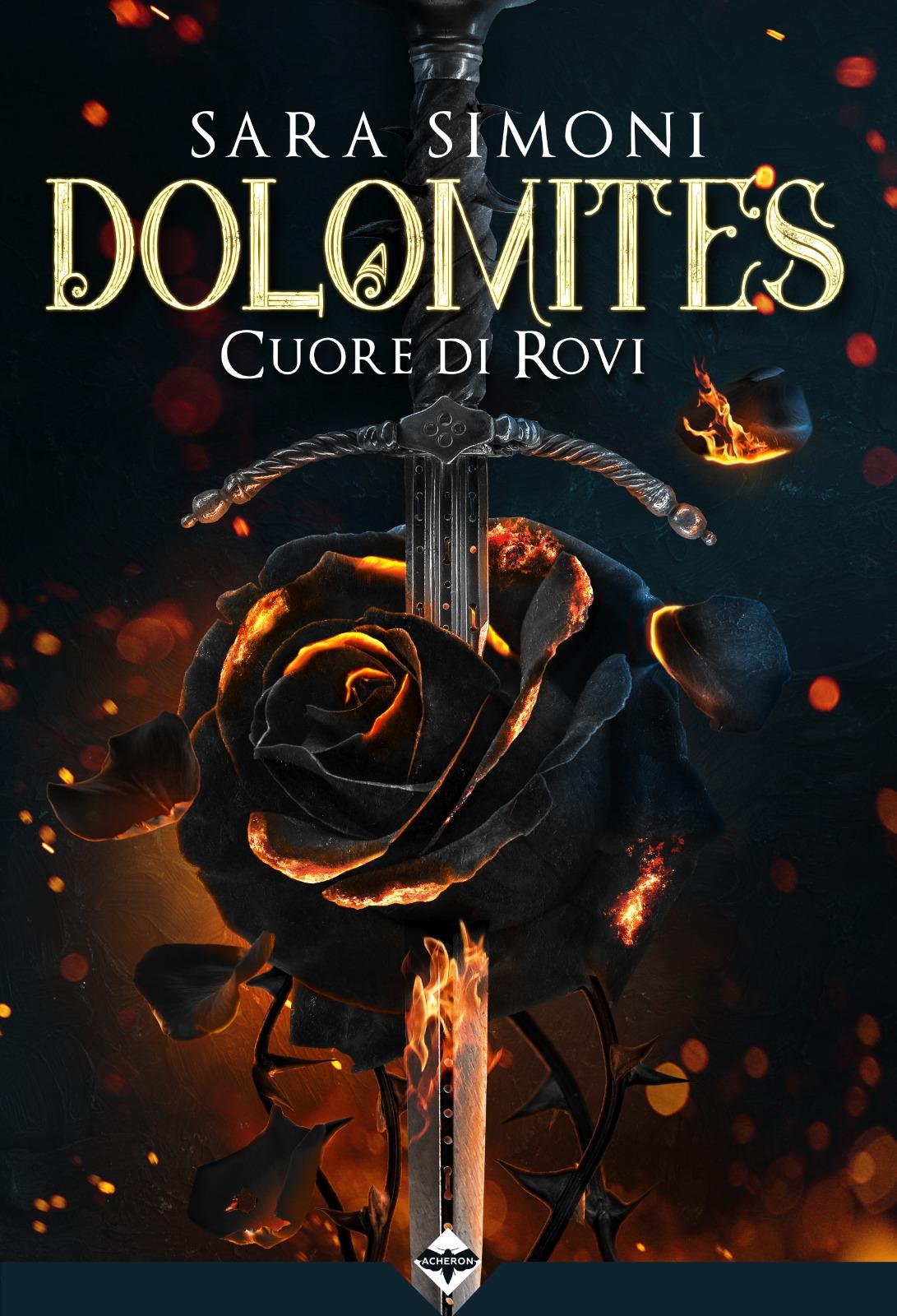 Dolomites, Sara Simoni – Cover Reveal