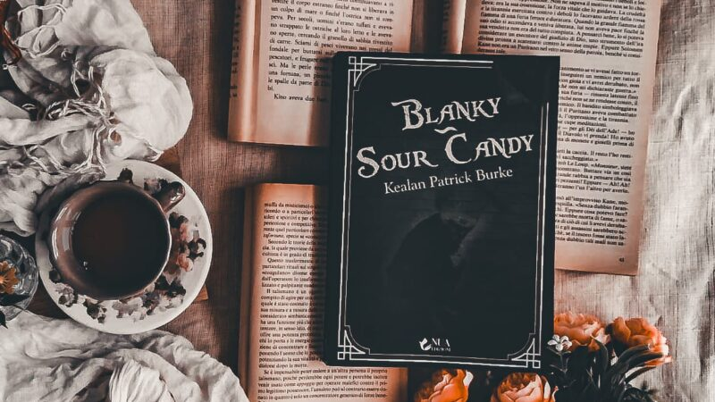 Blanky/Sour Candy, Kealan Patrick Burke